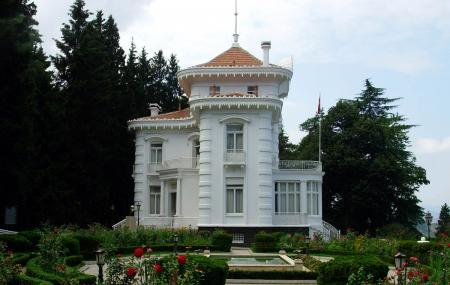 Ataturk's Villa, Trabzon