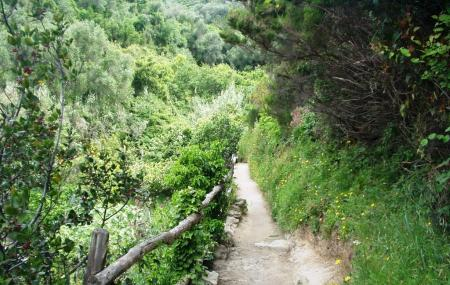 Footpath Monterosso- Vernazza Image