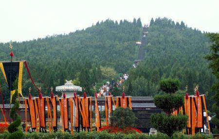 Tomb Of Emperor Qin Shi Huang Image
