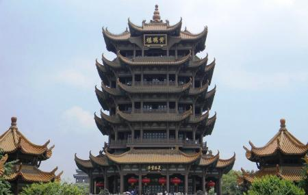 Yellow Crane Tower Image