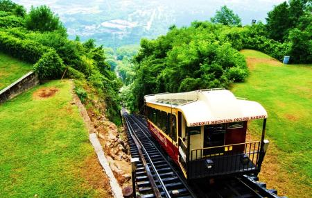 Incline Railway Of The Lookout Mountain Image