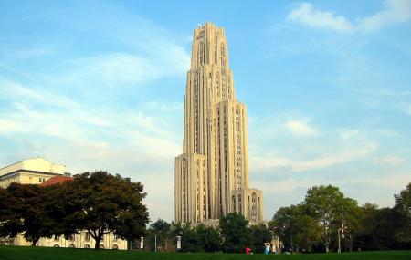 Cathedral Of Learning Image