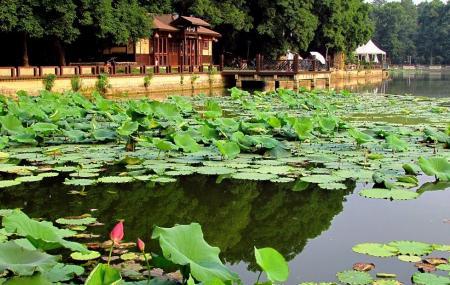 East Lake In Wuhan Image