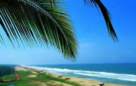 Kollam Beach Image