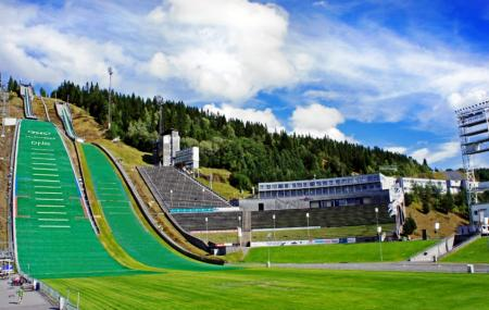 Lillehammer Olympic Park Image