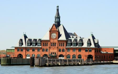Central Railroad Of New Jersey Terminal Image