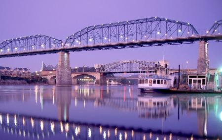 Walnut Street Bridge Image