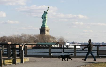 Liberty State Park Image