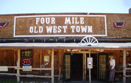 Four Mile Old West Town Image