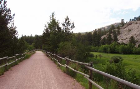 George S. Mickelson Trail Image