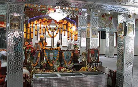 Sri Guru Nanak Devji Gurudwara Image