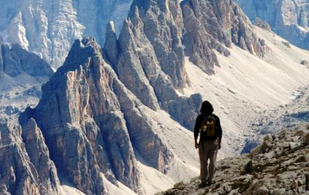 Alte Vie Delle Dolomiti Image