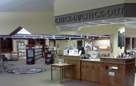 Le Claire Community Library Image