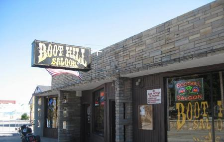 Boot Hill Saloon Image