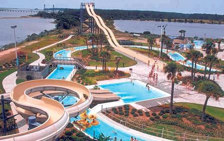 Daytona Lagoon Beach Ticket