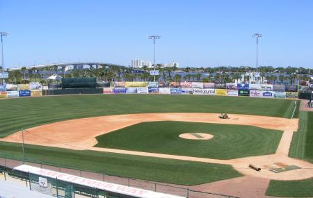 Jackie Robinson Ballpark Image