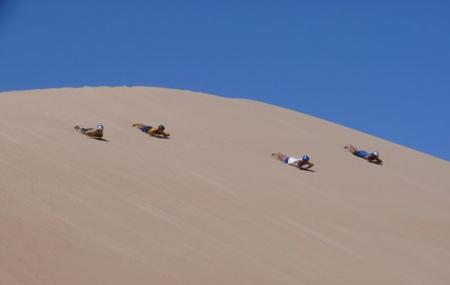 Kalbarri Sandboarding Image