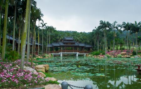 Qingxiu Mountain Scenic Spot Image
