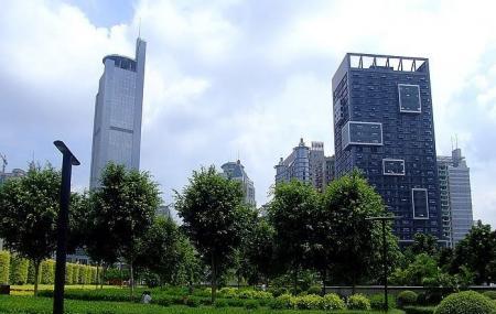 Jinhu Square Image