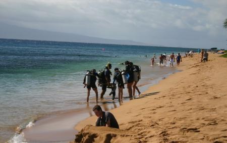 Kahekili Beach Image