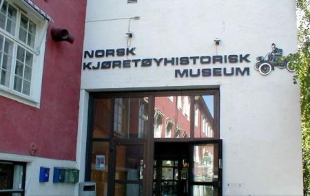 Norwegian Vehicle Museum Image