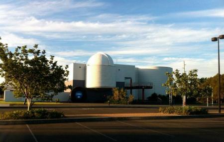 Science Centre And Planetarium Image