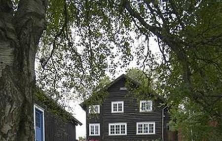 Sigrid's Undset's Hjem Bjerkeback Image
