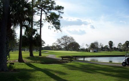 Daytona Beach Golf Course Image