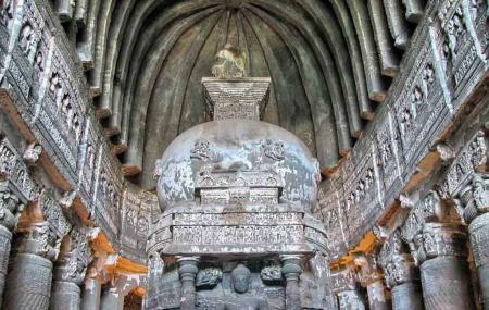 Ajanta Caves Image