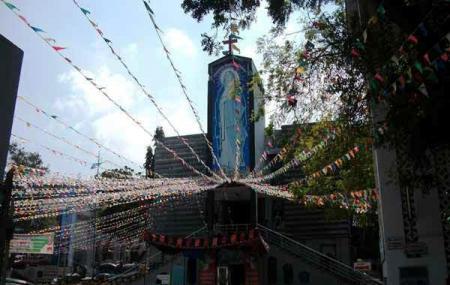 Gunadala Matha Shrine Image