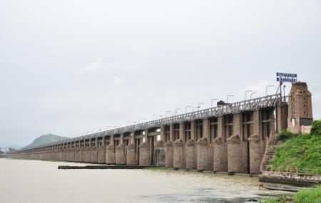 Prakasham Barrage Image