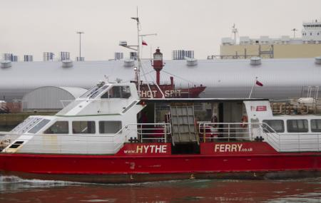 Hythe Ferry Image