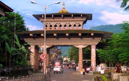 Bhutan Gate Image