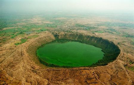 Lonar Meteor Image