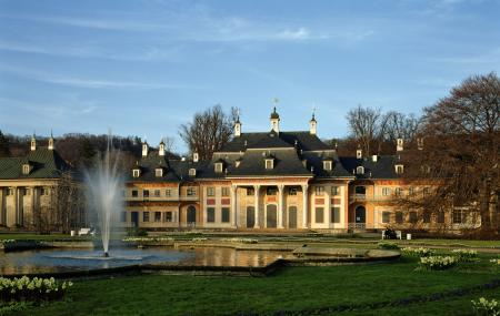 Pillnitz Castle And Park Image
