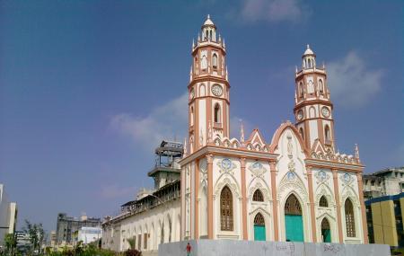 Iglesia De San Nicolas De Tolentino Image