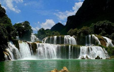 Detian Waterfalls Image