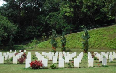 Taiping War Cemetery Image