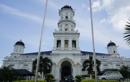 Sultan Abu Bakar State Mosque Image