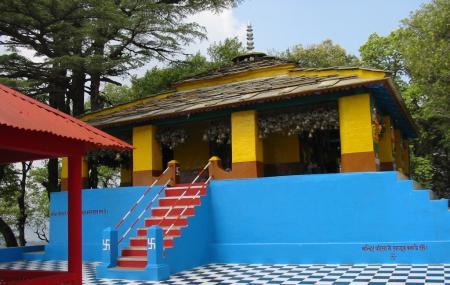 Dunagiri Temple Image
