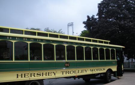 Hershey Trolley Works Image