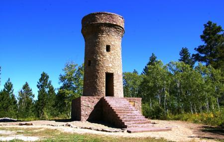 Mt Roosevelt Monument Image