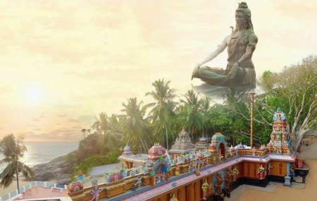 Aazhimala Siva Temple, Trivandrum