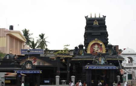 Pazhavangadi Ganapathy Temple Image