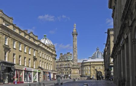 Grey Street And Grainger Town Image
