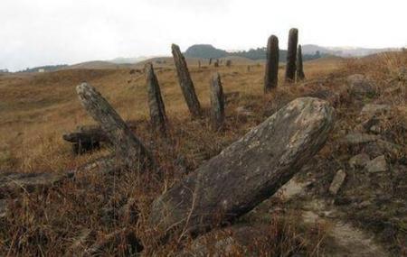 Khasi Monoliths Image