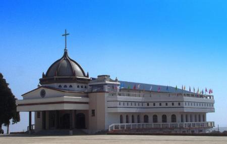 Don Bosco Shrine Image