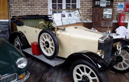 Newburn Hall Motor Museum Image