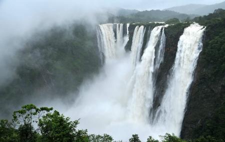 Nohkalikai Falls Image