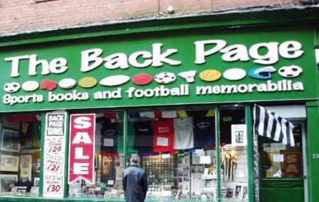 The Back Page Shop Image